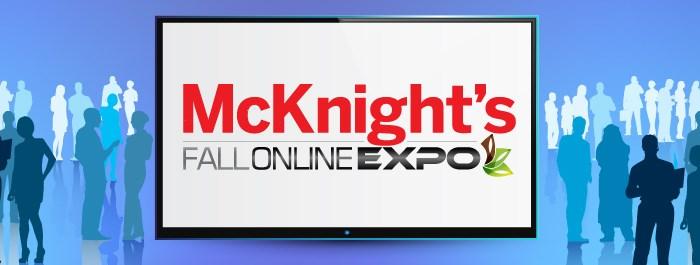 McKnight's 2015 Fall Online Expo