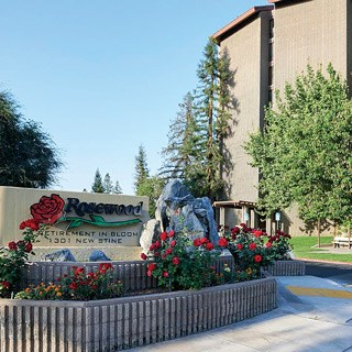 Rosewood won for its tech upgrades, including campus-wide Wi-Fi and CyberCycle exercise bikes