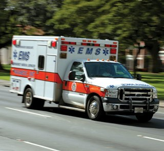 Federal authorities turned their might against a provider for the first time in an alleged ambulance fraud cause.