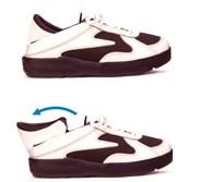 Quikks New Two-Tone Sneaker