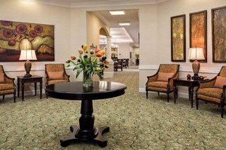 Carpet is regaining popularity among skilled nursing providers for its safety, noise reduction, comfort and home-like aesthetics, industry experts say. Providers are on the hunt for attractive, durabl