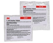 3M C Diff Gallon Quart Matte Label