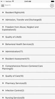 App allows professionals to search CMS regulations