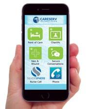 CareServ phone