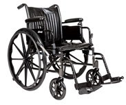 Wheelchair added to mobility line