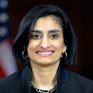 Verma is currently the administrator for CMS.