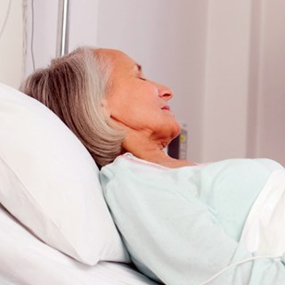 Congestive heart failure patients are at high risk for hospital readmission.