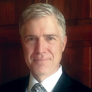 "Gorsuch: ""Hard to keep up"" with federal agencies' rules."
