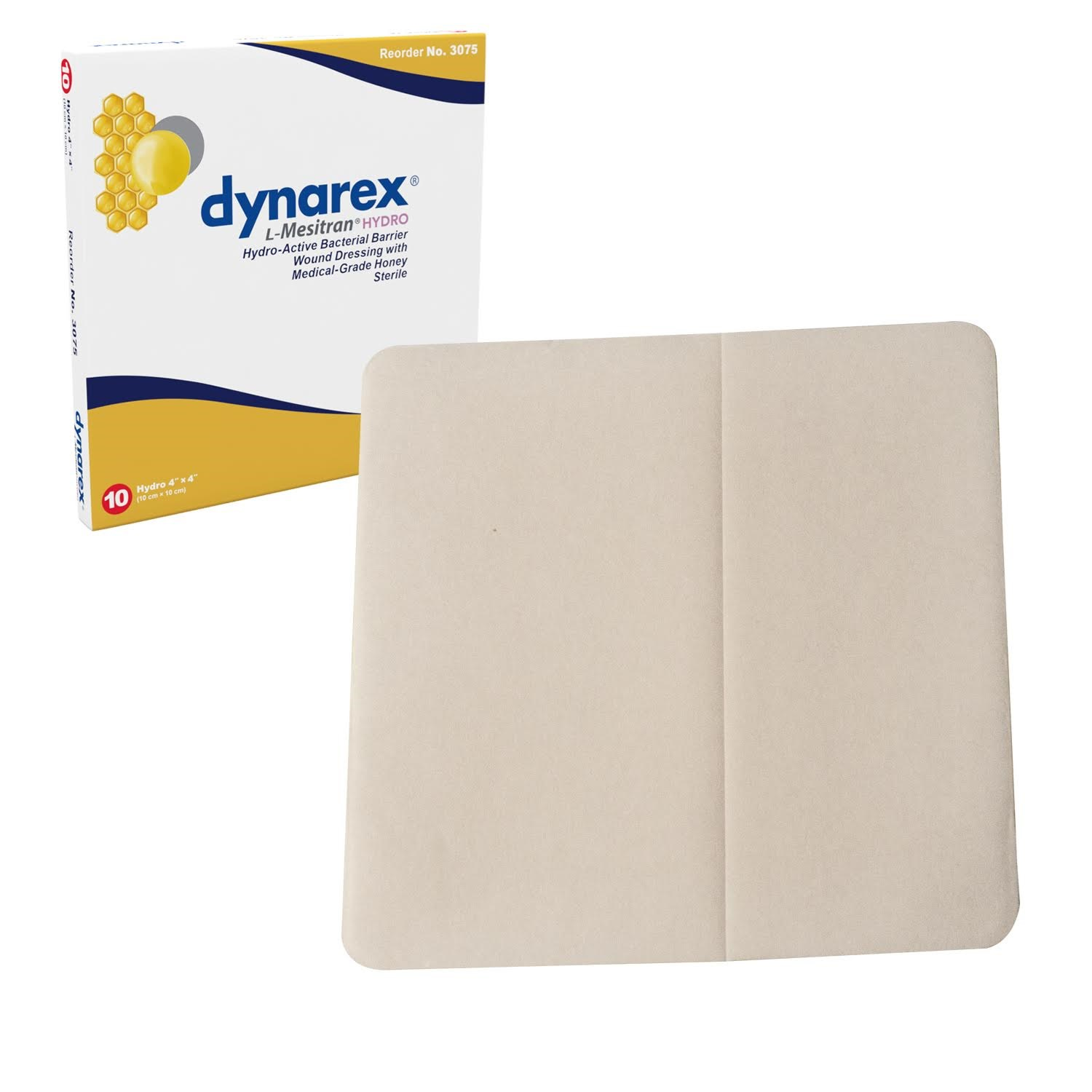 Honey-based wound care dressing launched