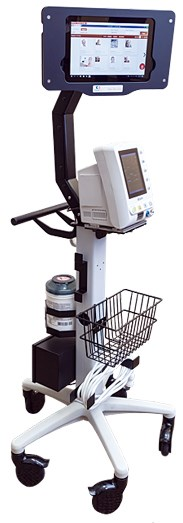 Constant Care Technology Cart