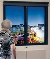 Windows create a new world for residents with dementia