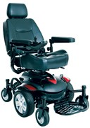 Powerchair released