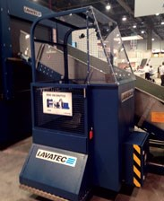 New tunnel washer debuts