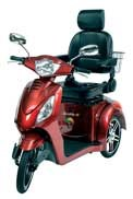Drive scooter