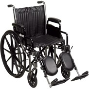 Silver Sport VI Heavy-Duty Wheelchair