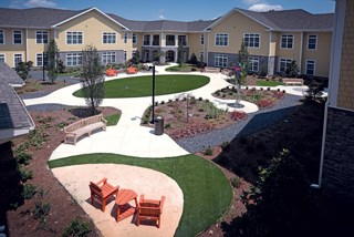 "Isakson's Park Springs Health Services center in Stone Mountain, GA was the first in the state to use a household model, and the first facility in the United States to introduce the ""butterfly"" care m"