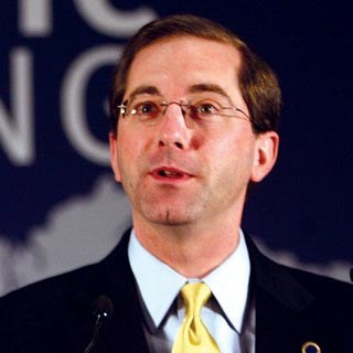 A Senate confirmation hearing is all that separates Alex Azar, a proponent of Medicaid block grants, from becoming the nation's top health official.
