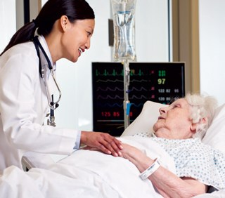 The initiative's success hinged on extra nursing support.