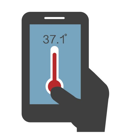 Sensor app measures blood pressure