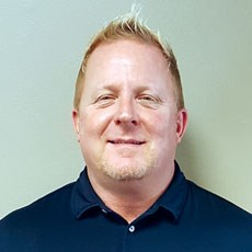 Scott Mason, Divisional Sales Manager