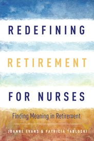 Book tackles nursing retirement