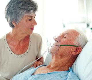 An ER visit can signal decline
