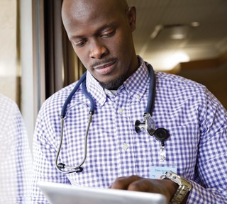 E-prescribing is gaining traction but many long-term care providers and physicians still go the paper route.