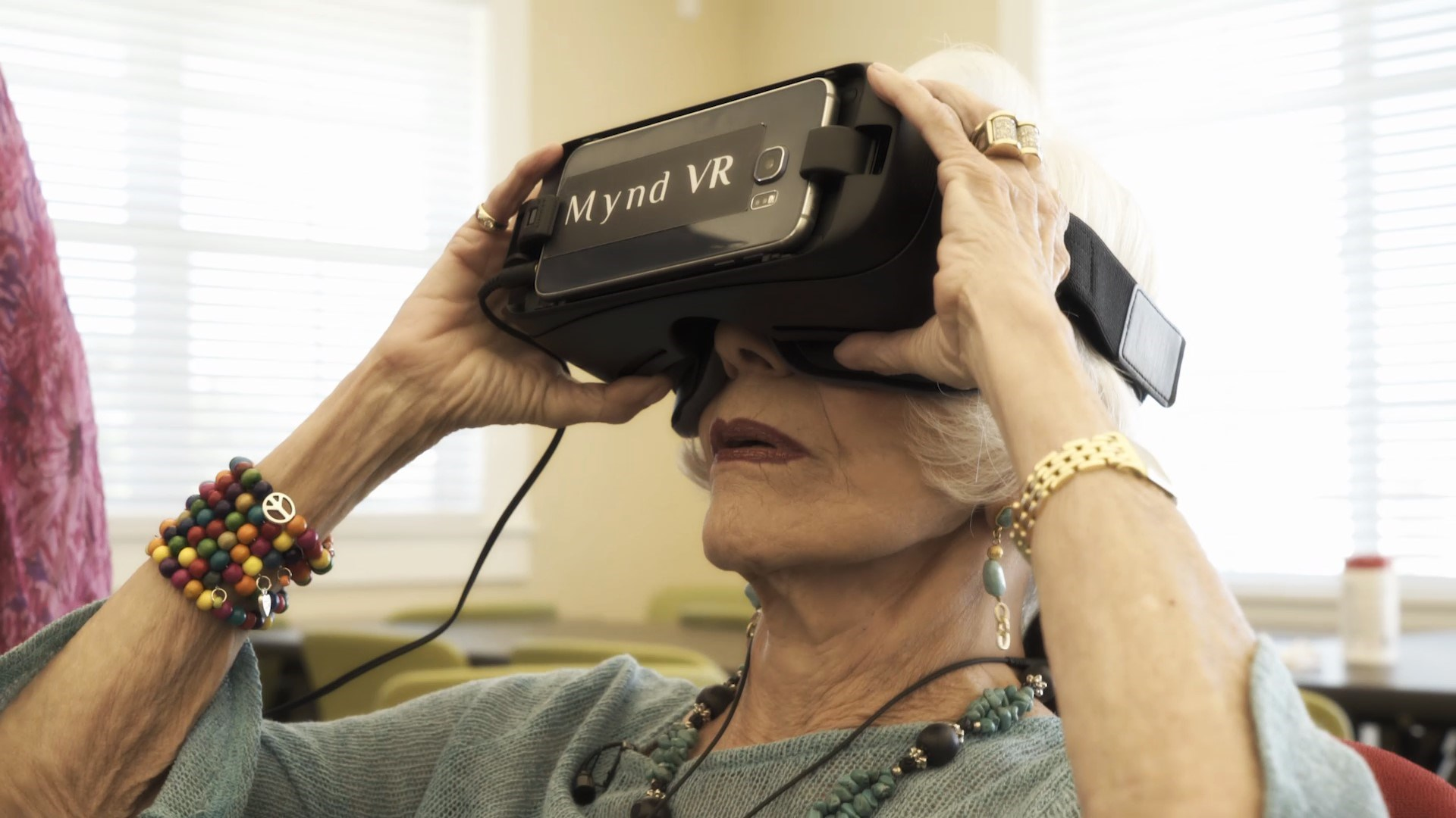 Virtual reality company announces partnership