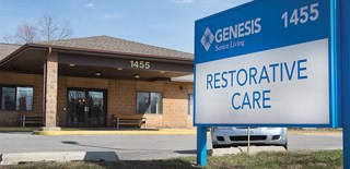 Genesis said all employees are trained annually on patient privacy, and staff are not allowed to use phones in residents' rooms.