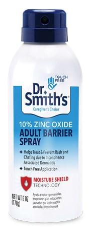 Spray away the rash
