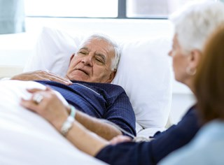 Double whammy: As skilled care facilities struggle to fill beds, the residents who occupy them are needing more help than ever, a Kaiser study has found.