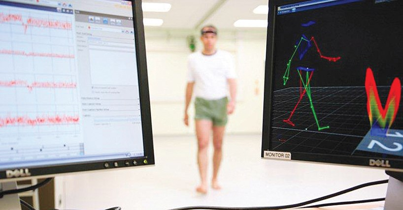 Sensors gave strong, predictive diagnosis information, researchers say.