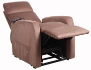 Power lifting recliner chairs