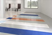 Rich color trend inspires new flooring products